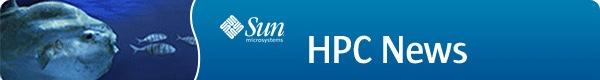 Sun HPC Newsletter